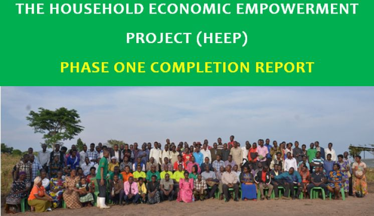 The household economic empowerment project (HEEP)