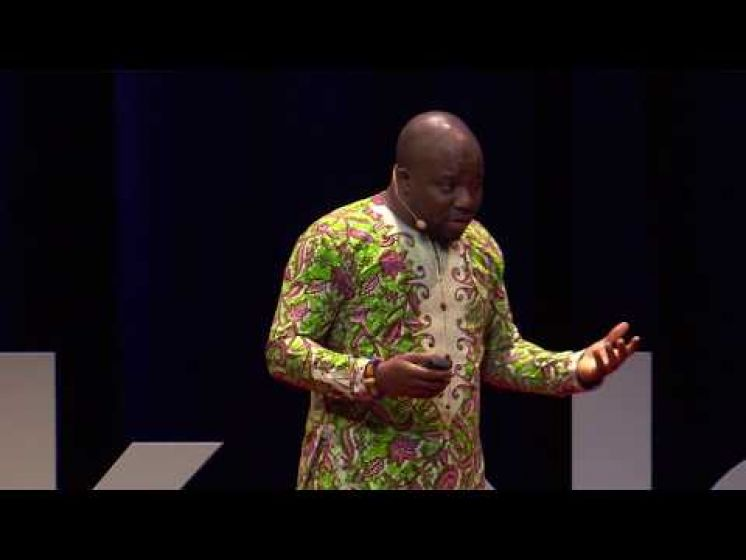 Kings of Africa's Economy | Eric Osiakwan | TEDxBerkeley