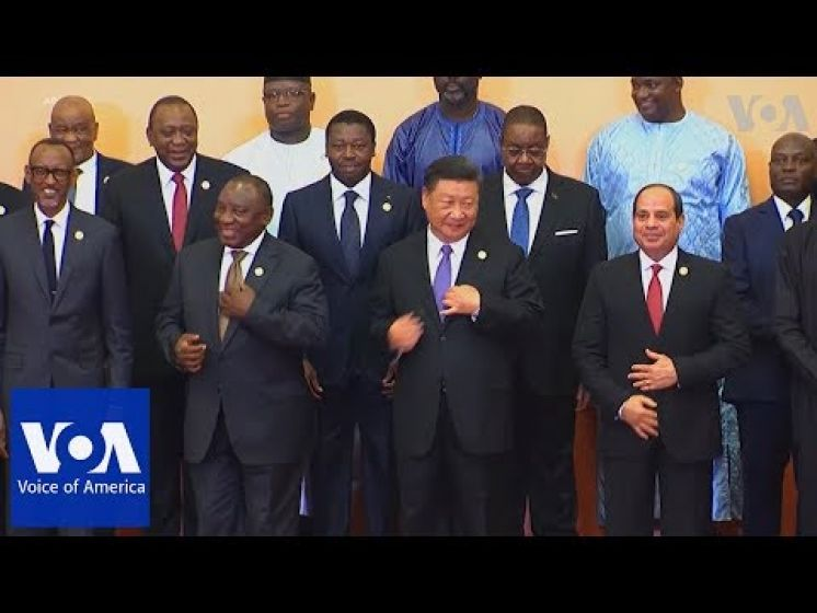 China Pledges Fresh $60 bln to Africa